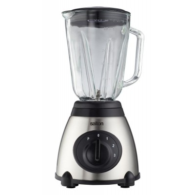 Salton 450W Stainless Steel Jug Blender With Mill