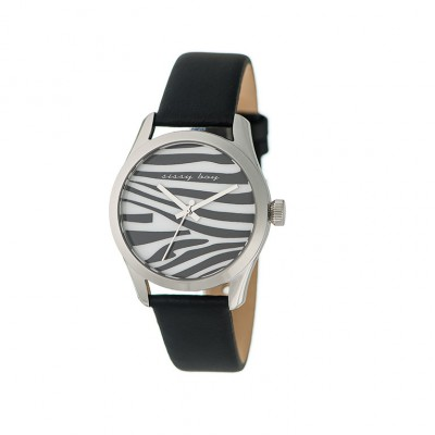 Sissy Boy SBL21Y Striped Signature Watch