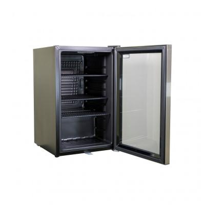 SnoMaster SC-70N 70L Top or Under Counter Glass Door Beverage Cooler