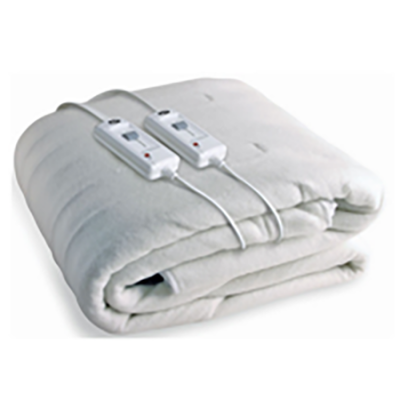 Salton Double Fitted Electric Blanket