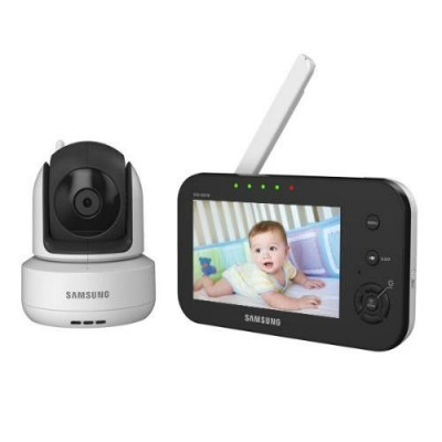 Samsung Brillant View PTZ Baby Monitor