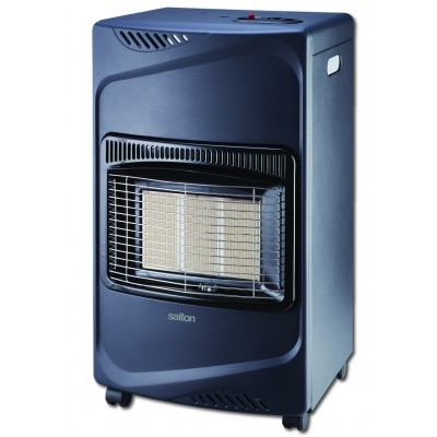 Salton Gas Heater - Black