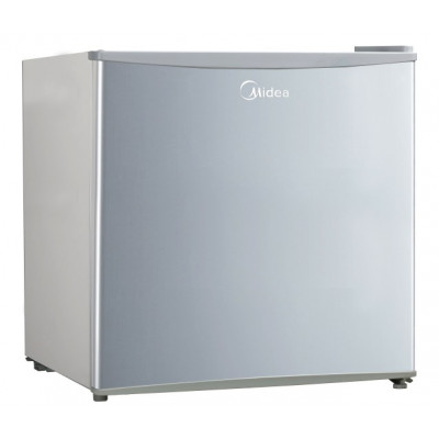 Midea 45L Net A+ Count/Top Bar Fridge Silver