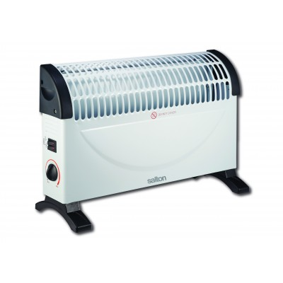 Salton Large Convector Heater With Turbo Fan