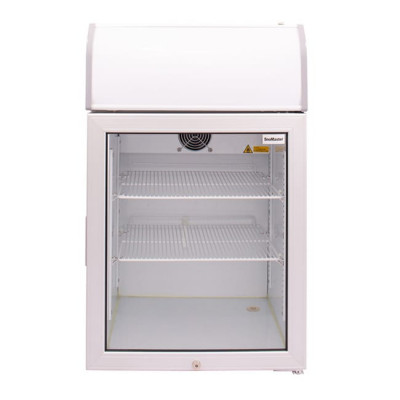 SnoMaster SMCTB100FF Glass Door Freezer with Light Box
