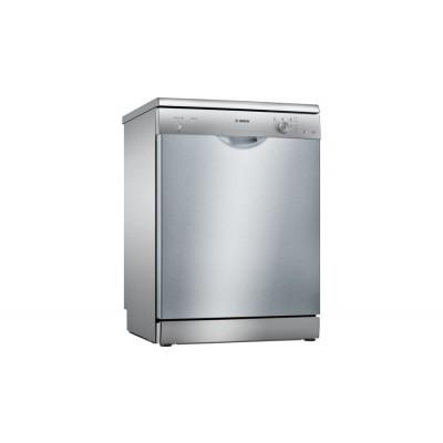 Bosch Serie 2 SMS24AI00Z 12 Place Dishwasher Silver Inox