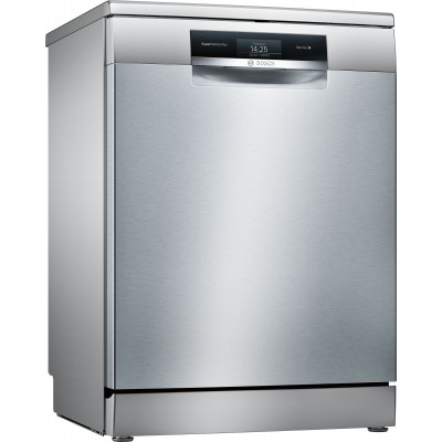 Bosch Serie 8 SMS88TI00Z  Freestanding Dishwasher Stainless Steel