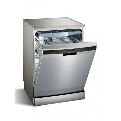 Siemens SN258I10TZ iQ500 60cm Dishwasher Freestanding S/Steel