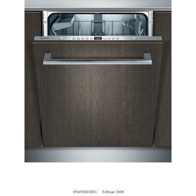 Siemens 600mm 13 Place Fully Intergrated Dishwasher