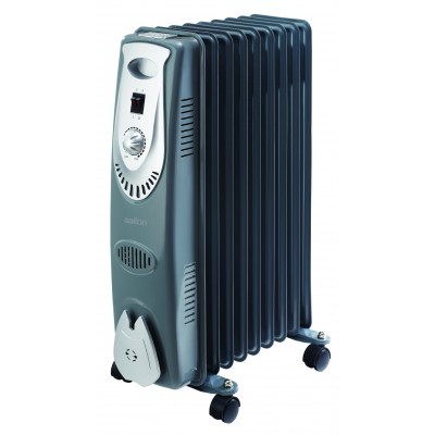 Salton 11 Fin Oil Fin Heater
