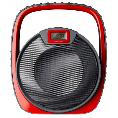 SDigital Submarine Red Speaker