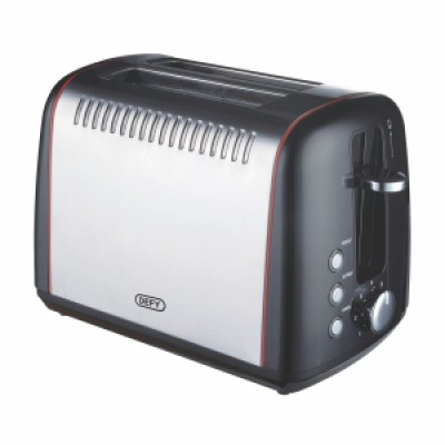 Defy TA828S Stainless Steel 2 Slice Toaster