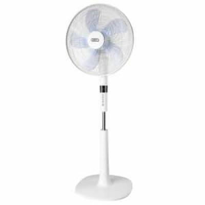 Defy TBF 7700 W White 10 Blade Stand Fan