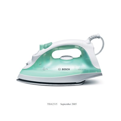Bosch TDA2315 1600W Steam Iron