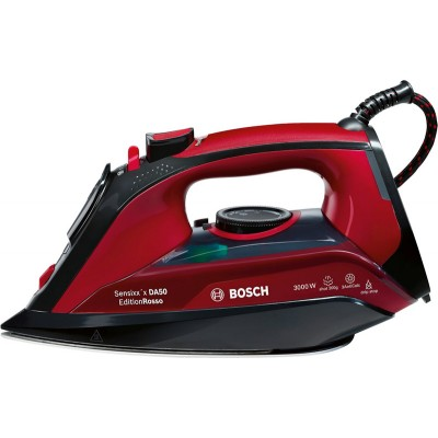 Bosch TDA503011P 3000W Sensixx'x DA50 EditionRosso Steam Iron