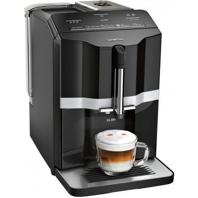 Siemens TI351209RW EQ.300 Black Built-in Fully Automatic Coffee Machine