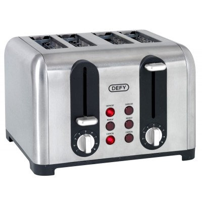 Defy 4 Slice Toaster