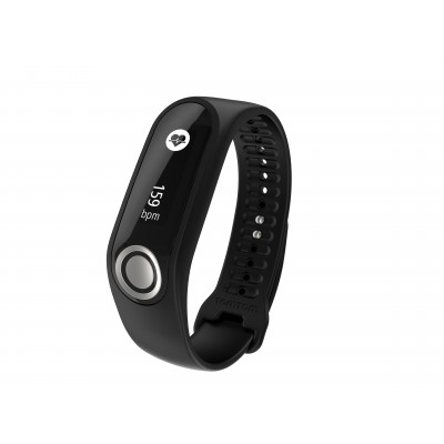 TomTom Cardio Activity Tracker With Body Composition Black