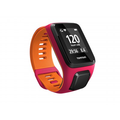 TomTom Runner 3 Cardio DPI/Orange