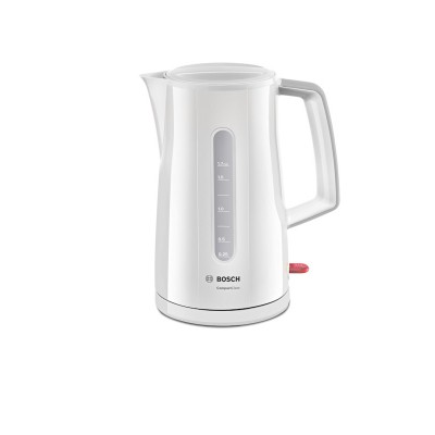 Bosch White 1.7L Kettle
