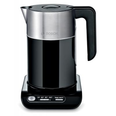 Bosch Black 1.5L Cordless Kettle