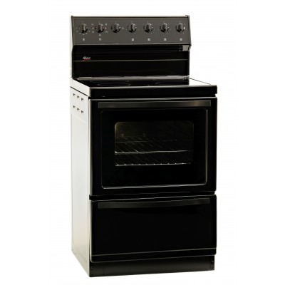 Univa U126CB 600mm 4 Ceran Plate Electric Freestanding Stove