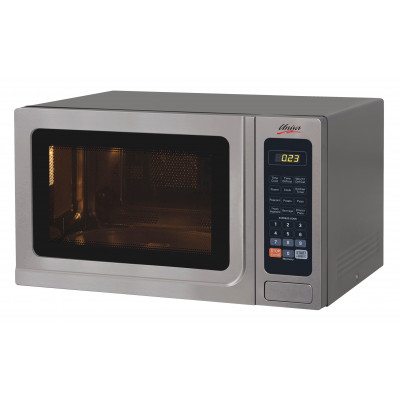 Univa U36ESS 36L Stainless Steel Trim Electronic Microwave