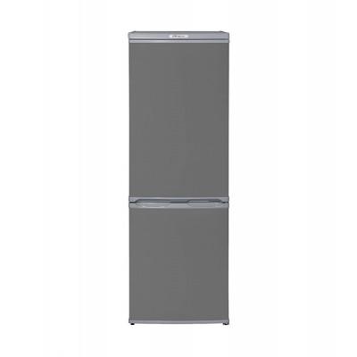 Univa UB225M 201L Metallic Combi Fridge Freezer