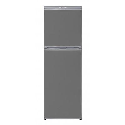 Univa UT185 176L Metallic Top Freezer Fridge