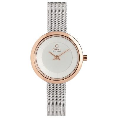 Obaku V146LXVIMC Stille Rose Watch