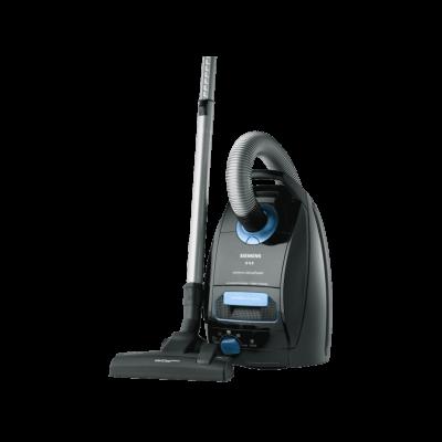 Siemens VSQ5X1238 Q5.0 extreme silencePower Black Bagged Vacuum Cleaner