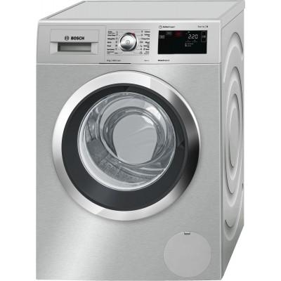 Bosch Serie 6 WAT2878XZA 9KG Inox Frontloader Washing Machine
