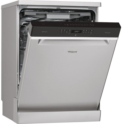 Whirlpool WFO 3T133 DF X SA 14 Place Inox Dishwasher