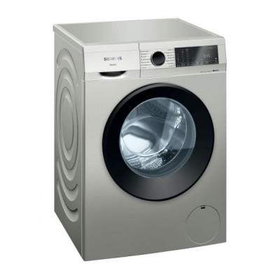 Siemens WG44A1XVZA 9KG Silver Inox Compact Front Loader Washing Machine