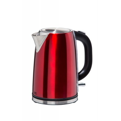Defy 3000W Metalic Red Kettle