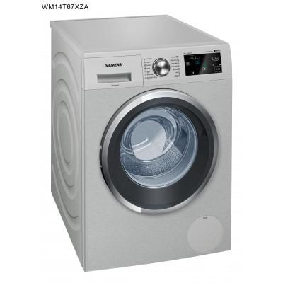 Siemens WM14T67XZA iQ500 EcoSilence Drive 8kg Front Loader Washing Machine