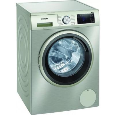 Siemens WM14T69XZA 9KG Silver Inox Front Loader Washing Machine