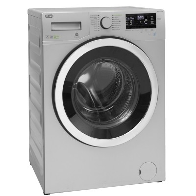 Defy 7kg Metalic Front Loader Washing Machine