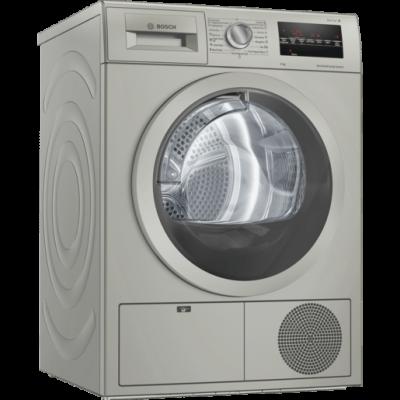 Bosch WTG8640SZA 9KG Silver Condenser Dryer