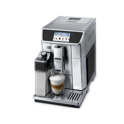 DeLonghi ZA0132219008 ECAM650.75.MS PrimaDonna Elite Fully Automatic Coffee Machine