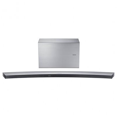 Samsung 320W Silver Curved Soundbar