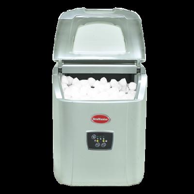 SnoMaster 12KG Ice Maker Portable Silver