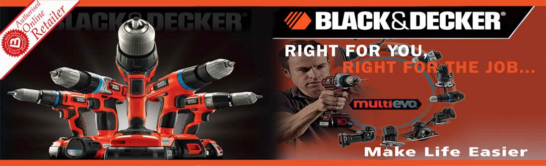 Black Amp Decker Power Tools See Full Range At The Brand Store
